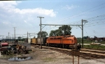 CSS 803 at Burnham Yard